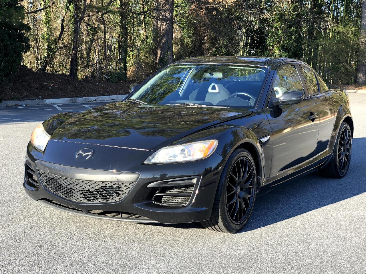 2010 Mazda RX-8 4dr Cpe Manual Sport