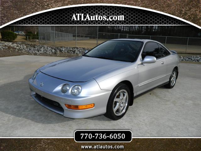 2001 Acura Integra GS-R Coupe