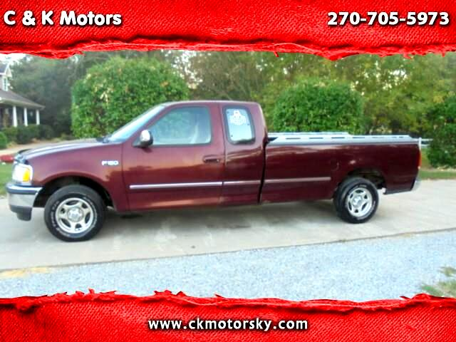 1997 Ford F-150 SuperCab Long Bed 2WD