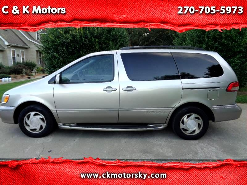 Toyota Sienna 2002 for Sale in Hickory, KY