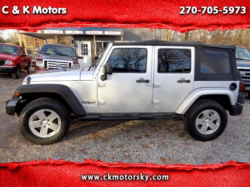 Jeep Wrangler Unlimited Sahara 4WD 2010