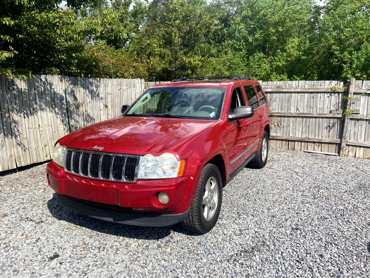 Jeep Grand Cherokee Limited 2WD 2006