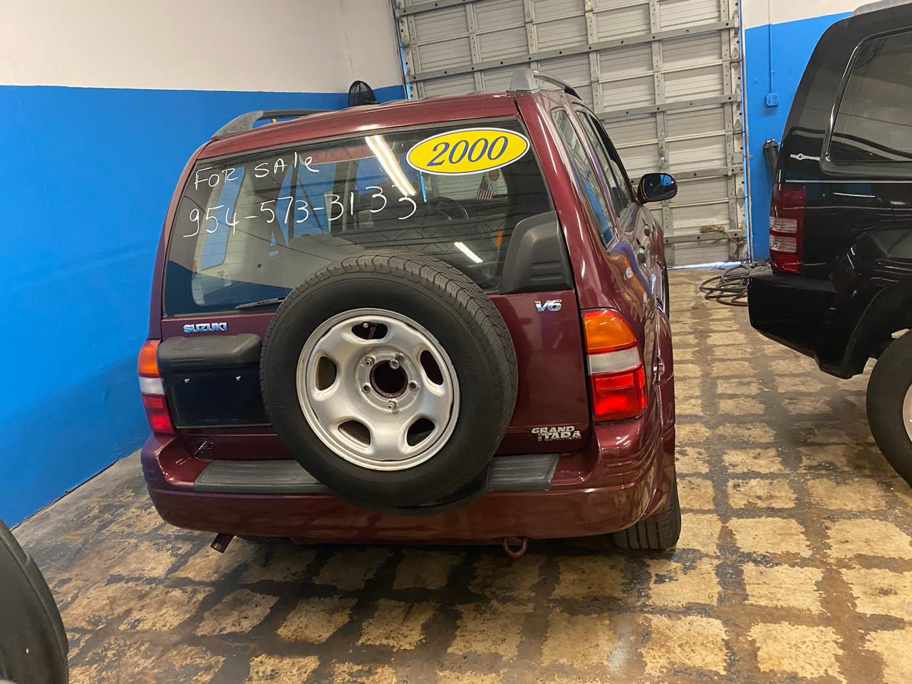 Suzuki Grand Vitara JLS 2000