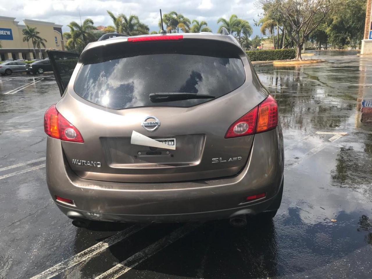 Nissan Murano S AWD 2009