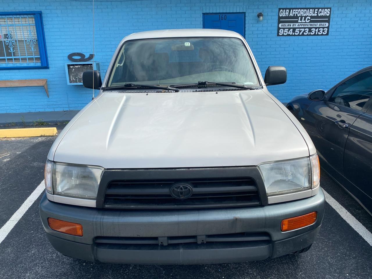Toyota 4Runner 2WD 1998