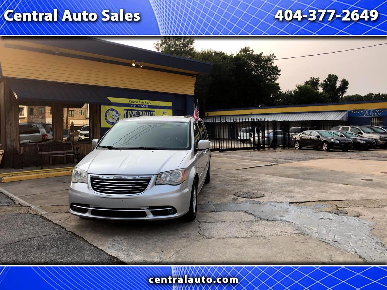 """Chrysler Town & Country 3dr Wgn 113"""" WB LX FWD 2012"""