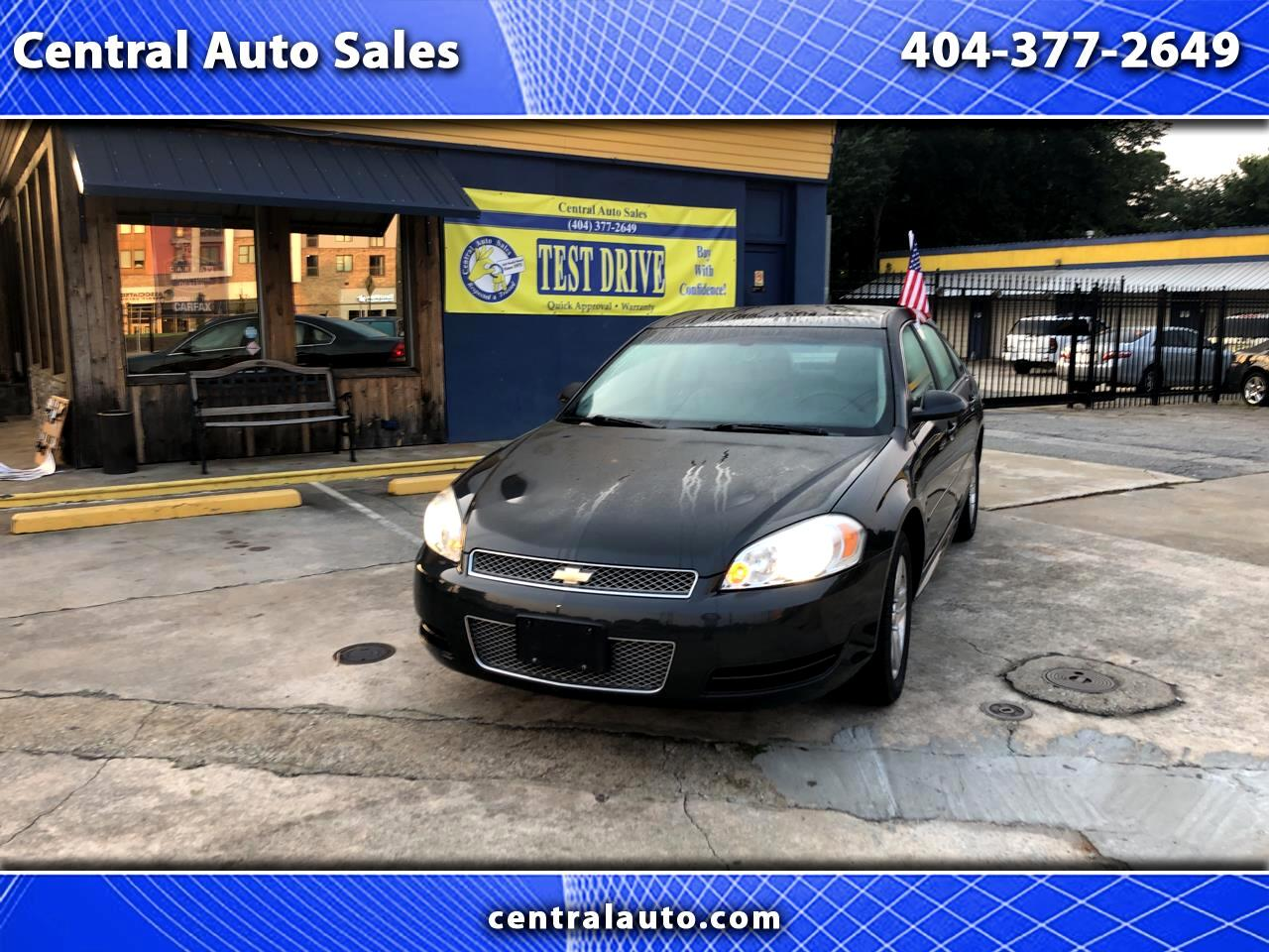 Chevrolet IMPALA LT Base 2016