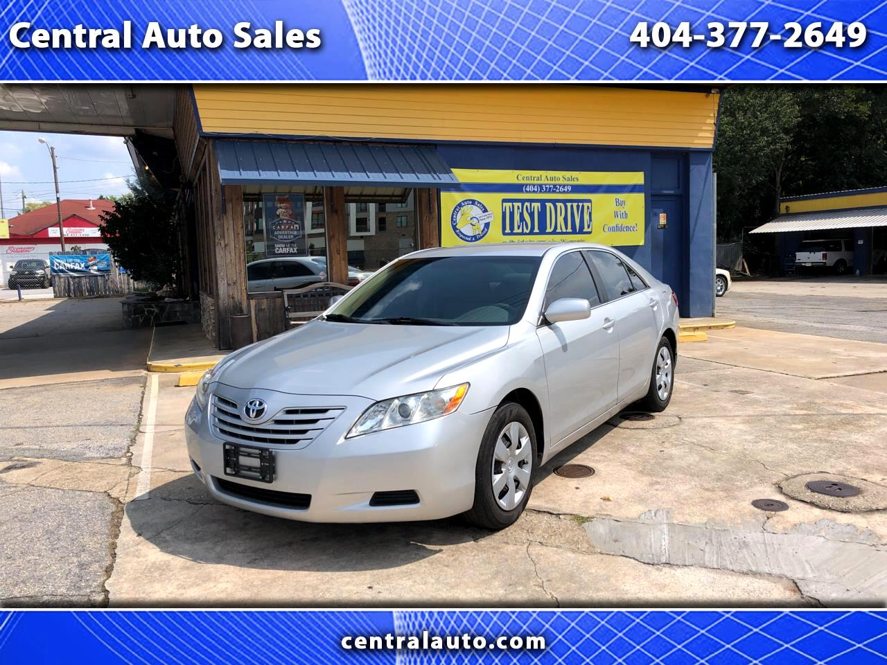 Toyota Camry 4dr Sdn CE Auto 2007