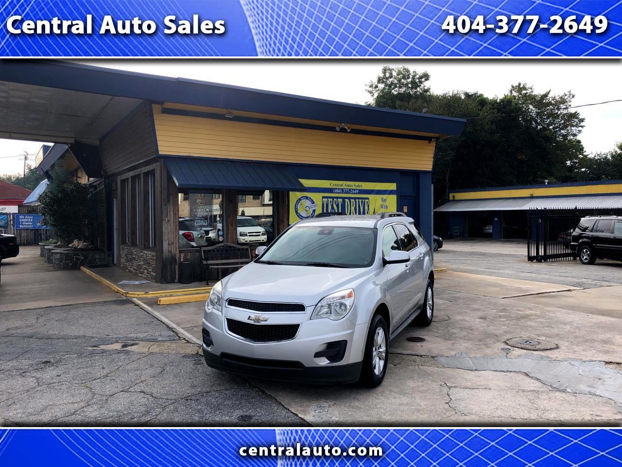 Chevrolet Equinox LT AWD Base 2013