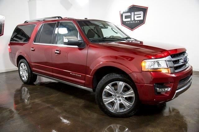 2016 Ford Expedition EL Platinum 2WD