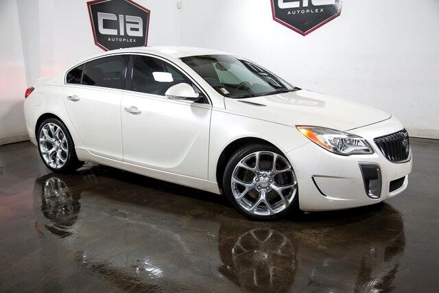 2014 Buick Regal GS FWD