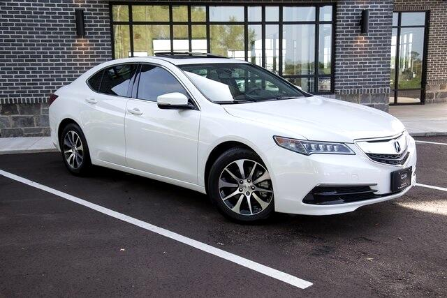 2016 Acura TLX Base FWD
