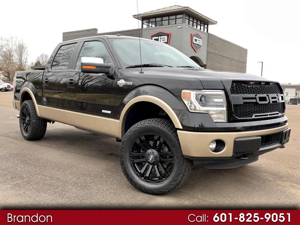 Ford F-150 King Ranch 2014