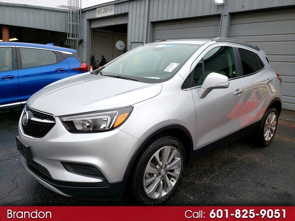 Buick Encore Preferred 2017