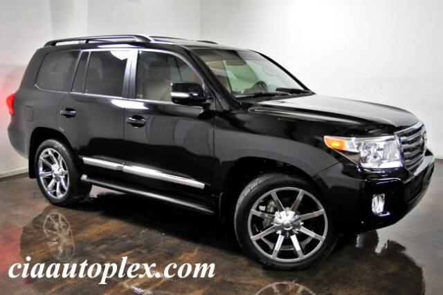 2014 Toyota Land Cruiser 4WD