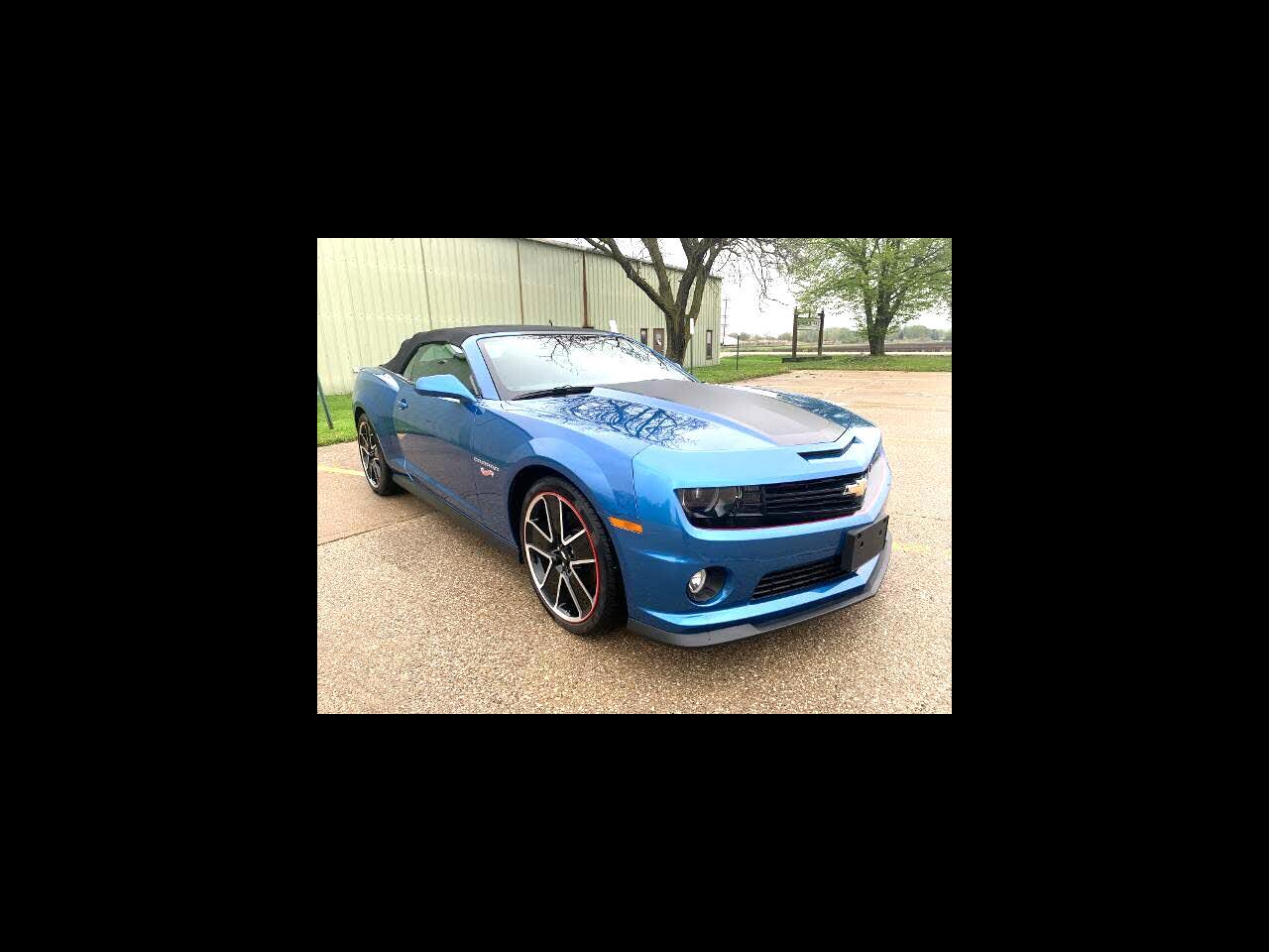 2013 Chevrolet Camaro Convertible 2SS