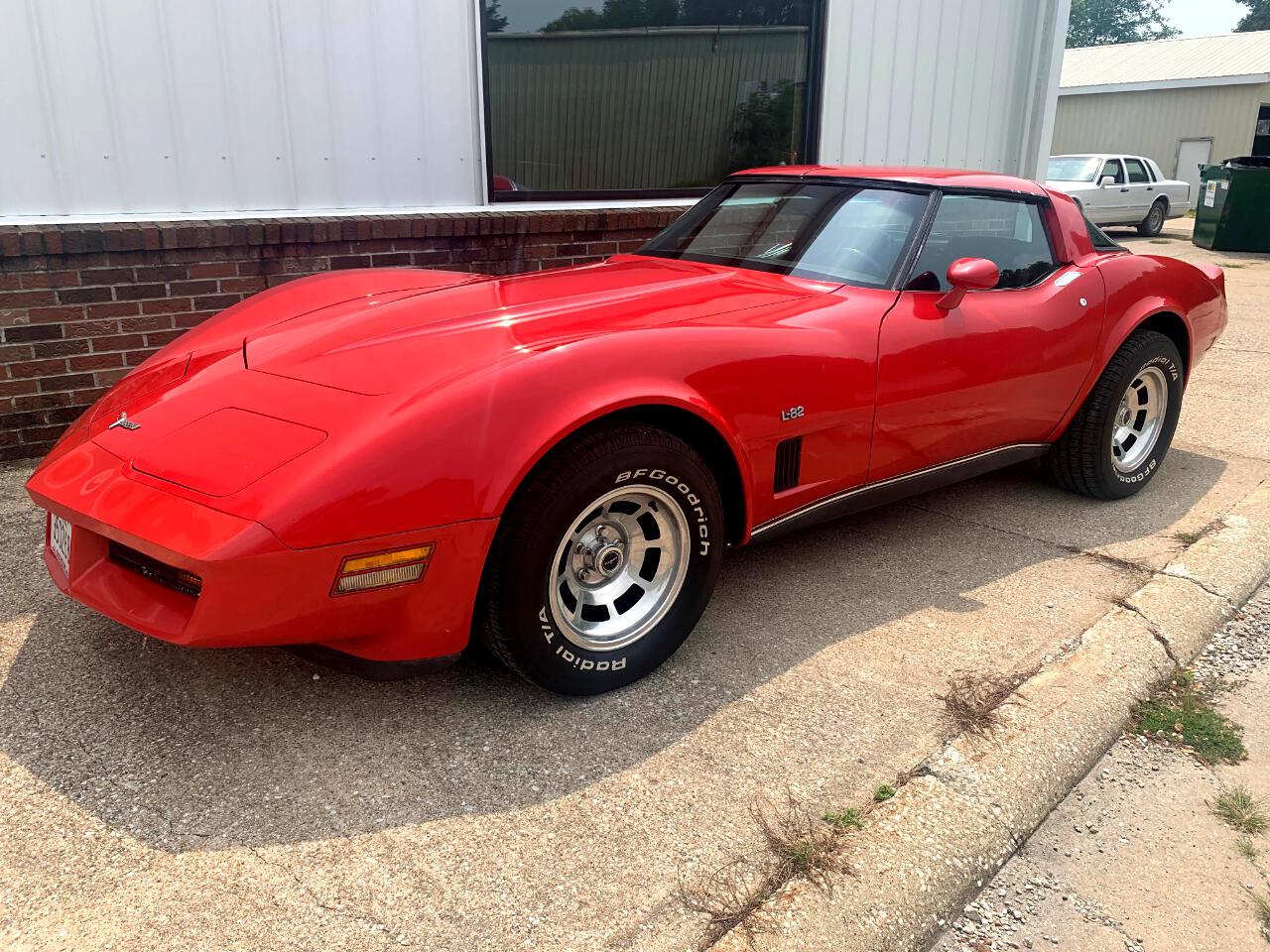 1980 Chevrolet Corvette 2D Coupe