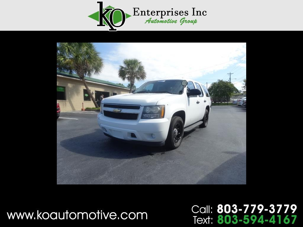2009 Chevrolet Tahoe 2WD 4dr 1500 Police