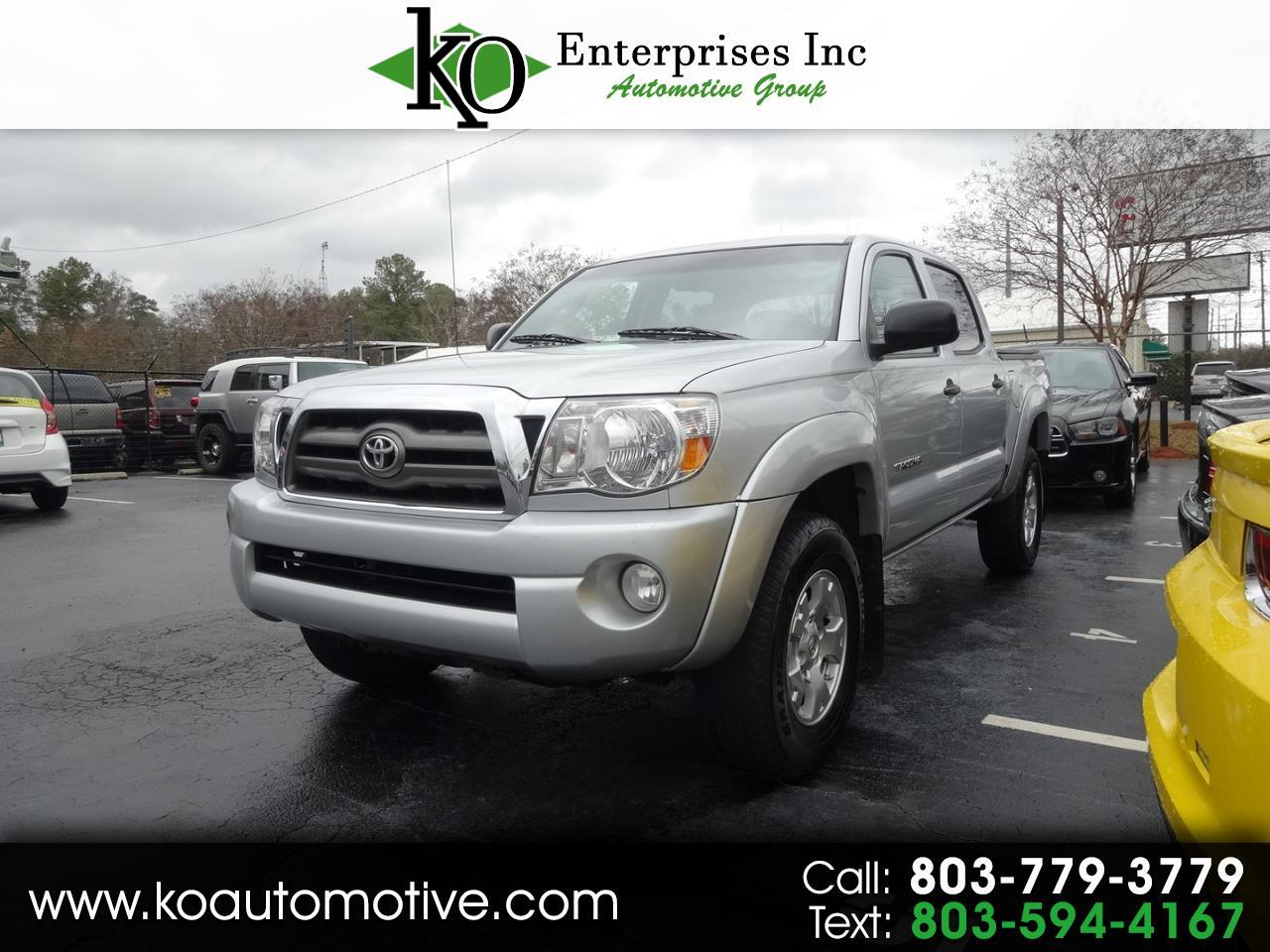 2010 Toyota Tacoma 2WD Double V6 AT PreRunner (Natl)