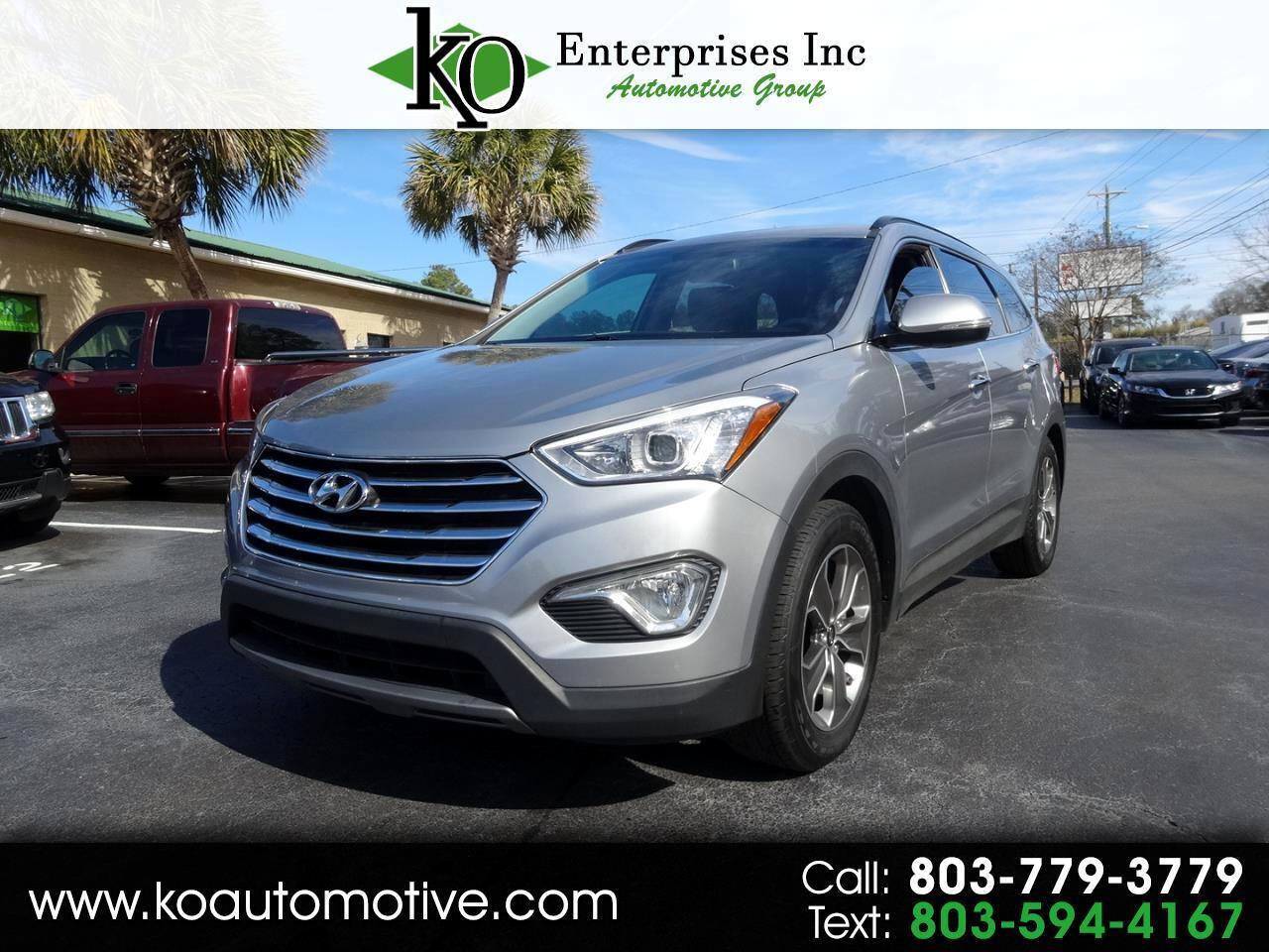 2013 Hyundai Santa Fe FWD 4dr GLS