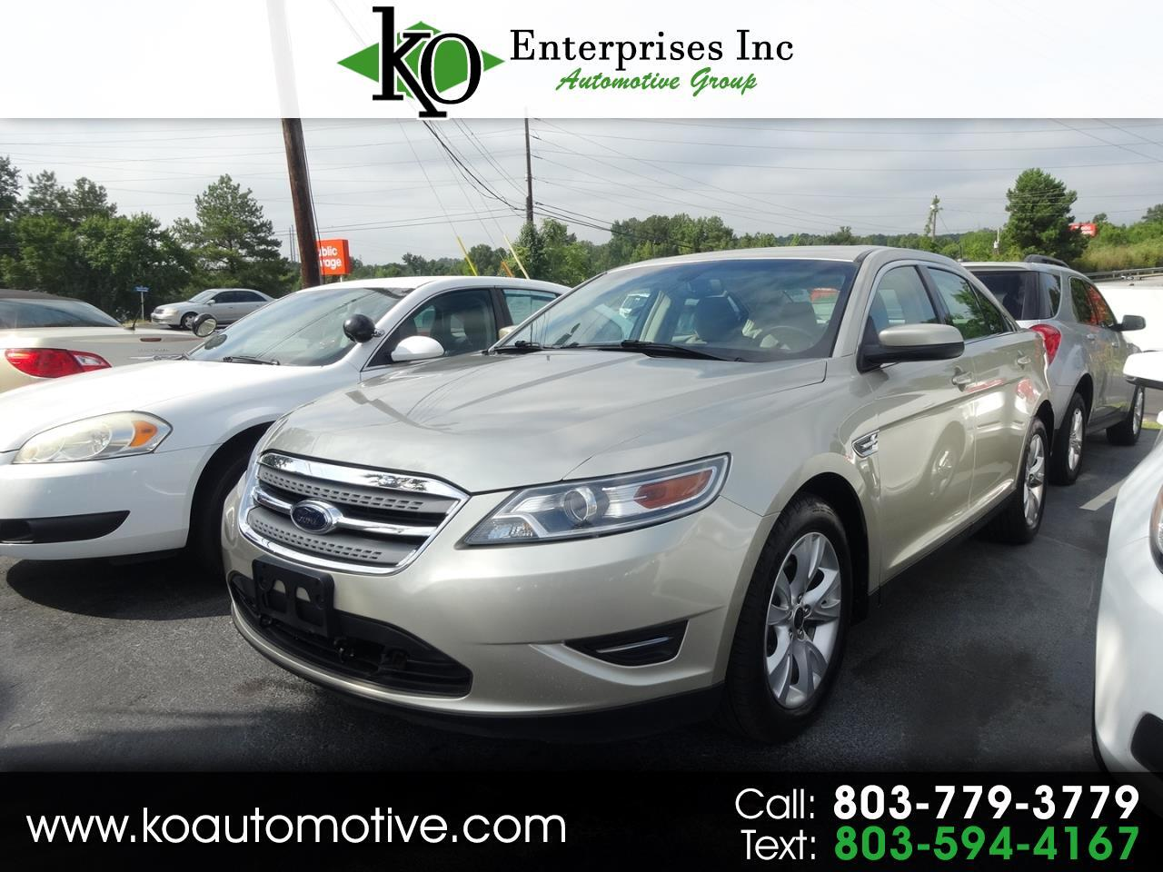 2010 Ford Taurus 4dr Sdn SEL FWD