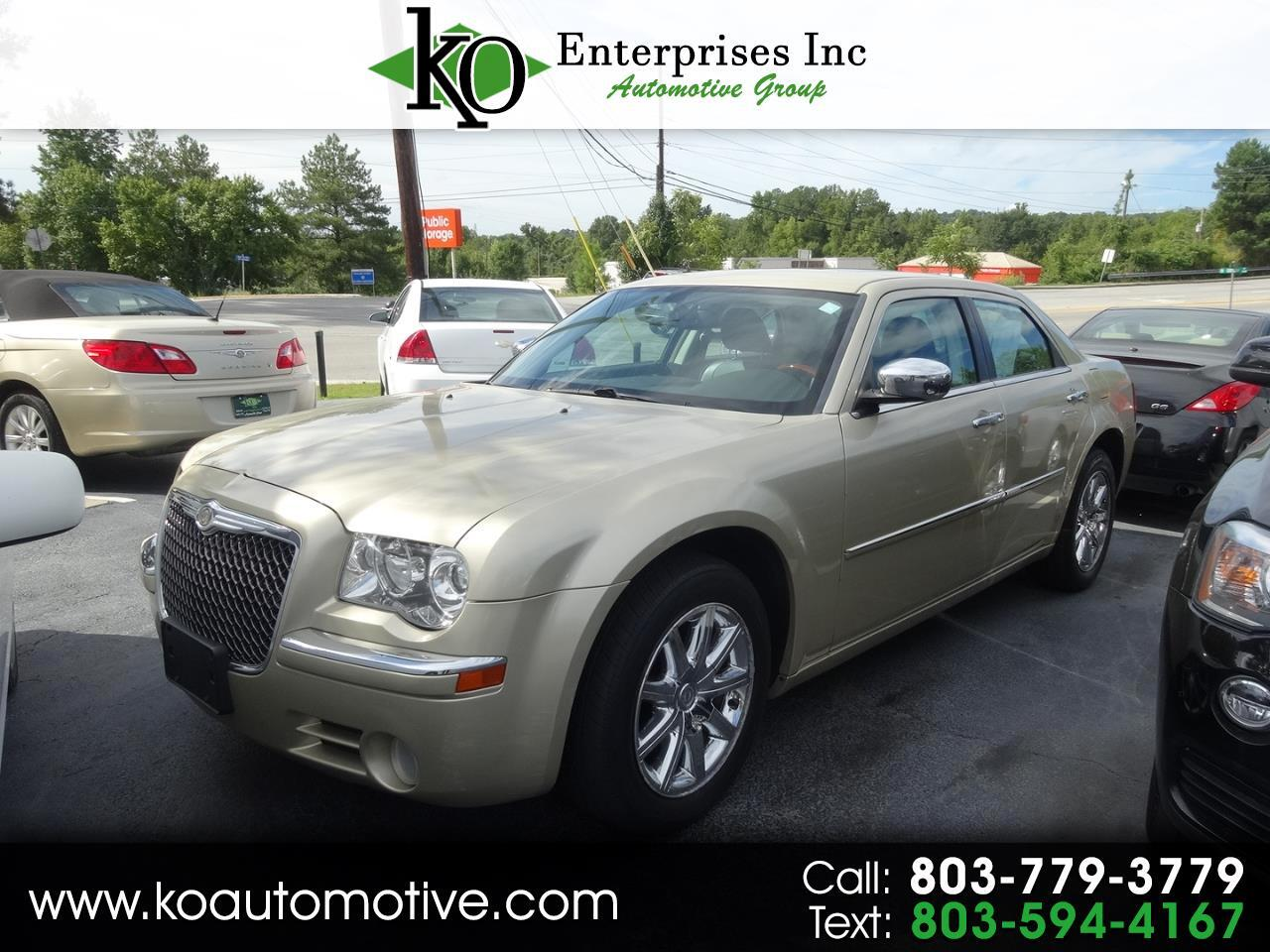 2010 Chrysler 300 4dr Sdn Limited RWD
