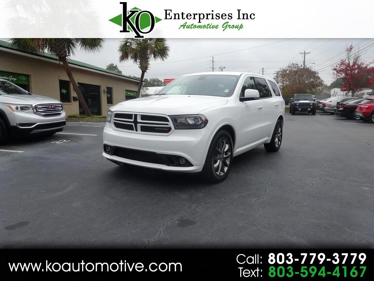 2015 Dodge Durango 2WD 4dr Limited