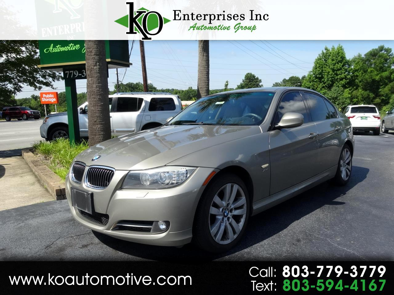 BMW 3 Series 4dr Sdn 335i xDrive AWD 2009