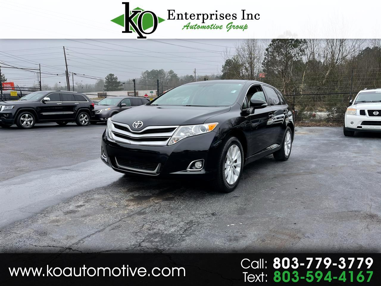 Toyota Venza 4dr Wgn I4 FWD XLE (Natl) 2014