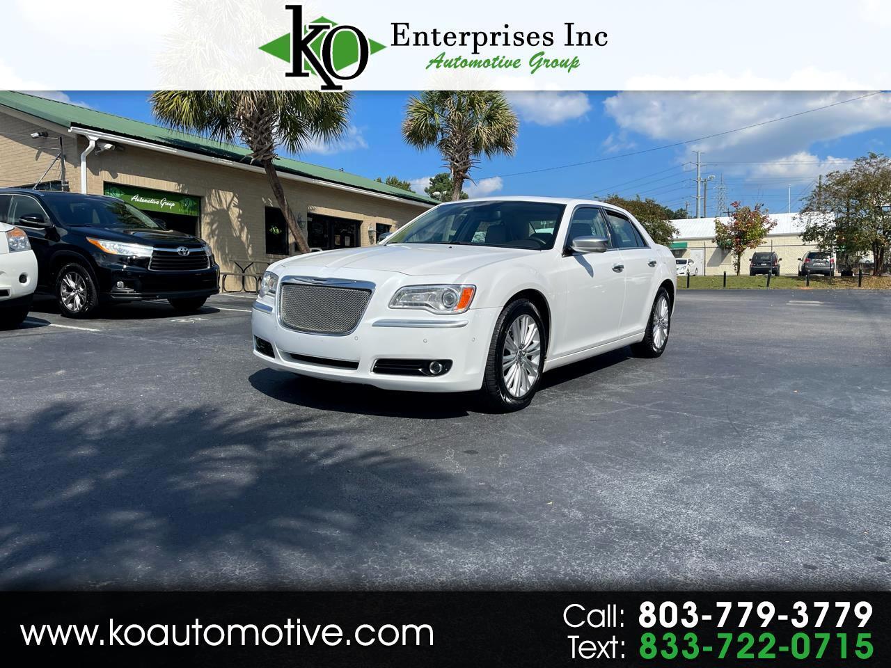 Chrysler 300 4dr Sdn Luxury Series AWD *Ltd Avail* 2013