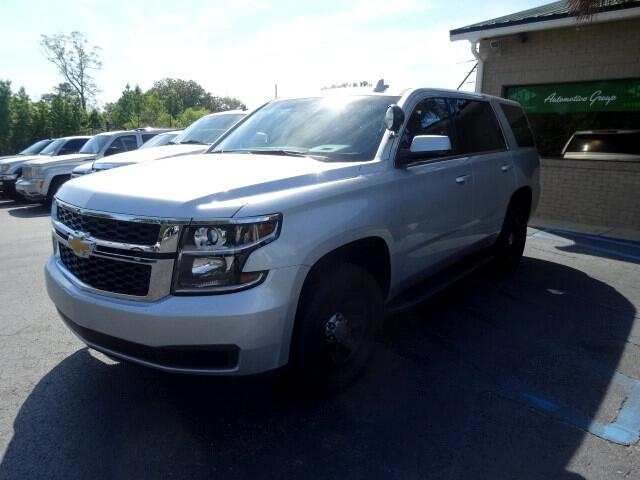 2015 Chevrolet Tahoe 4WD Police