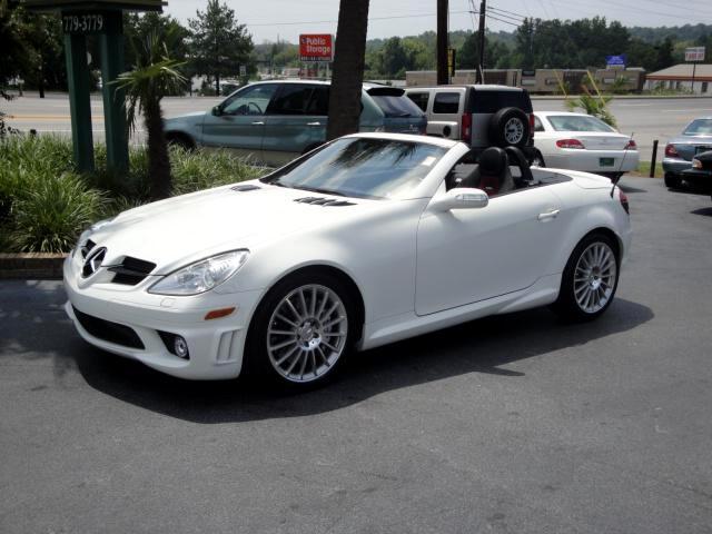 2007 Mercedes-Benz SLK SLK55 AMG