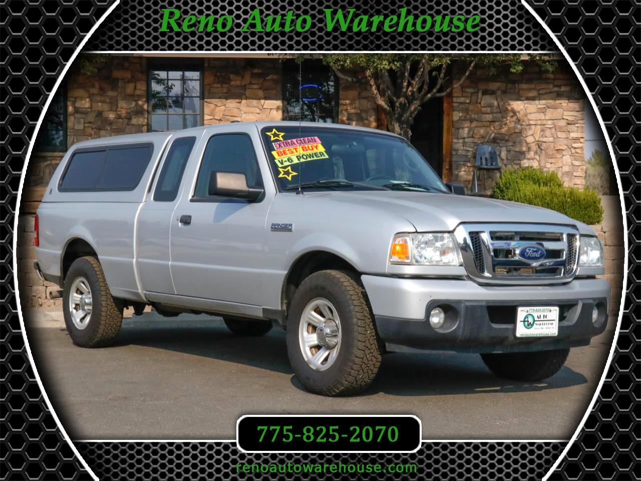 """Ford Ranger 2WD 4dr SuperCab 126"""" XLT 2011"""