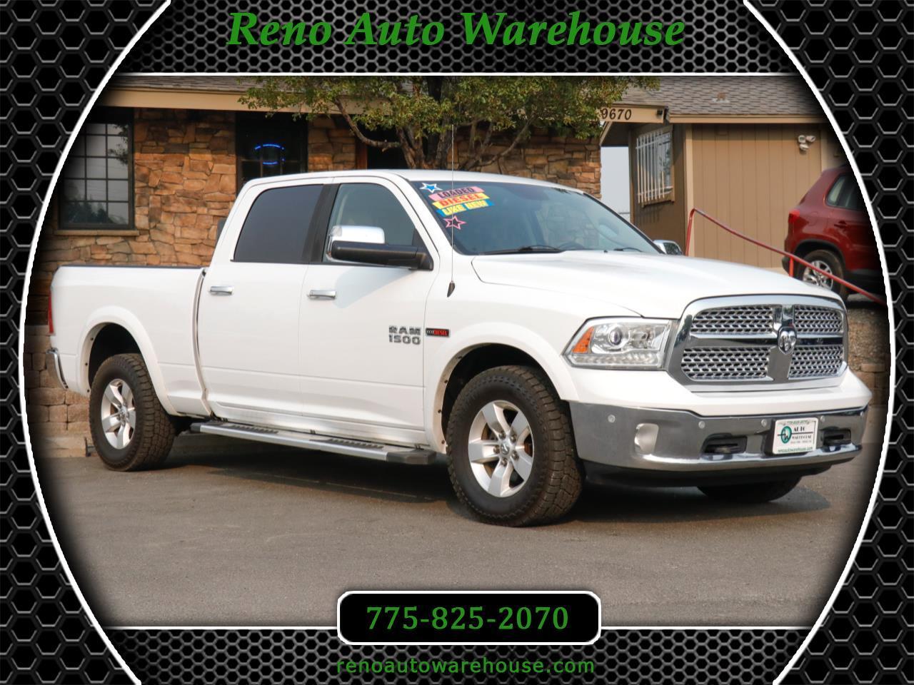 """RAM 1500 4WD Crew Cab 149"""" Laramie 2015"""