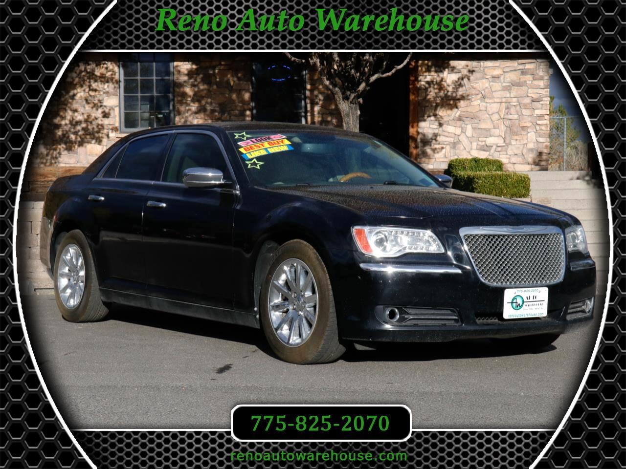 Chrysler 300 4dr Sdn 300C RWD 2014