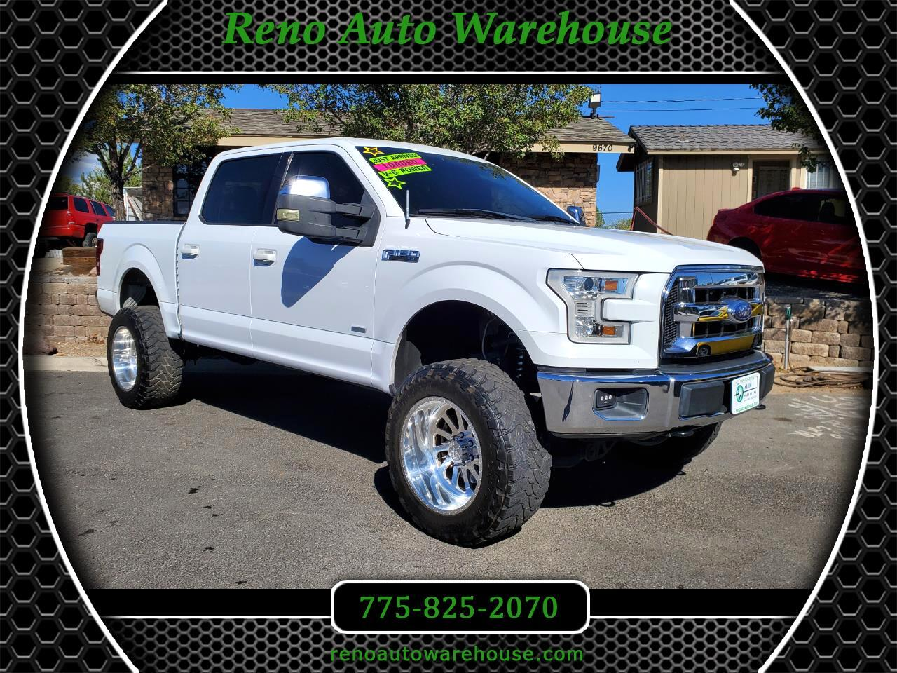Ford F-150 FX4 4WD 2015