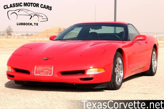 1999 Chevrolet Corvette 2dr Hardtop