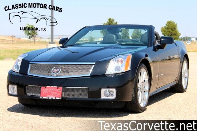 2008 Cadillac XLR-V 2dr Conv