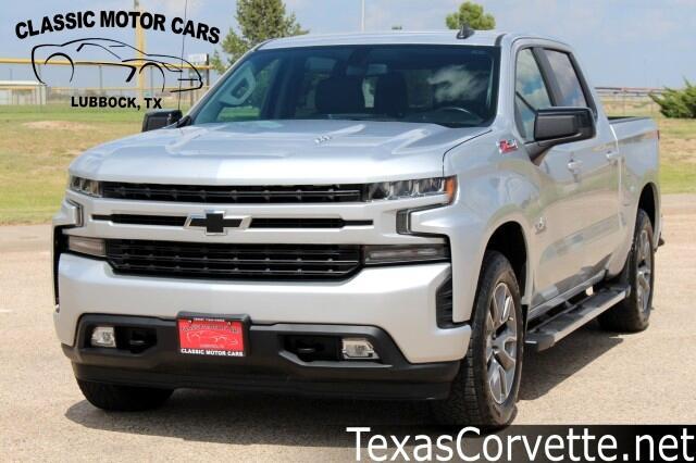 """2020 Chevrolet Silverado 1500 4WD Crew Cab 147"""" RST"""