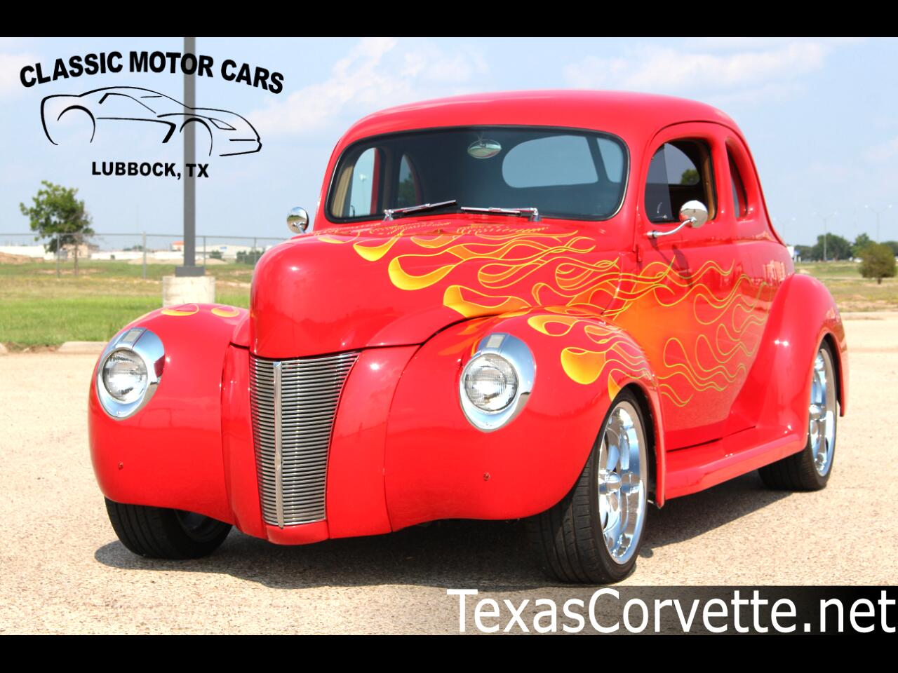 1940 Ford Coupe Hot Rod