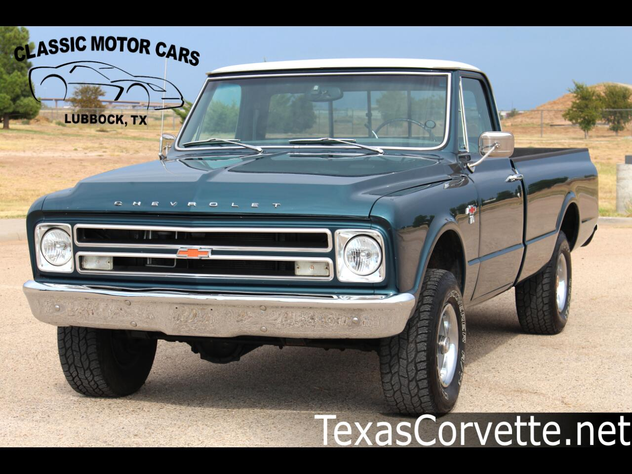 1967 Chevrolet K10 Long Bed 4x4