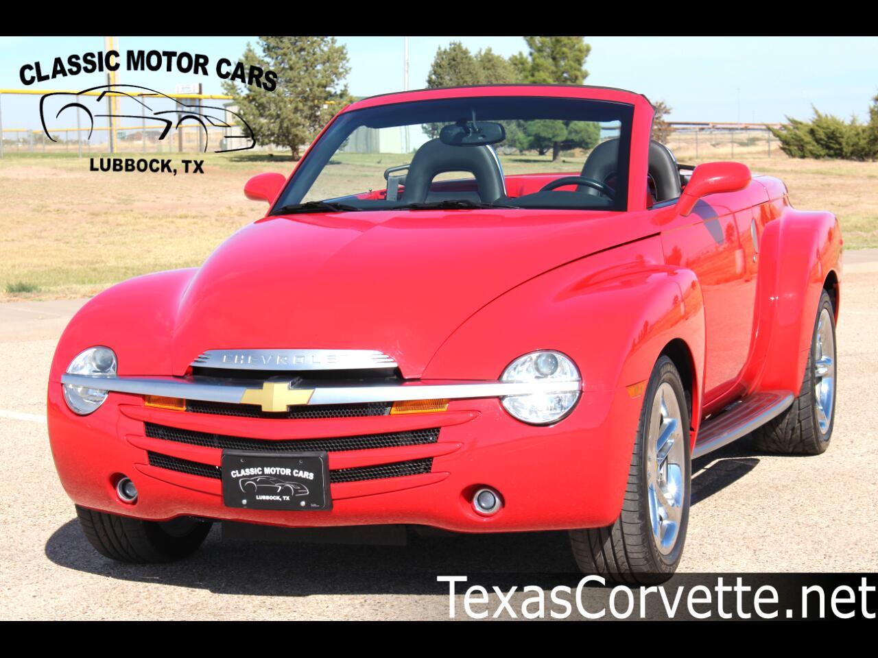 """2005 Chevrolet SSR Reg Cab 116.0"""" WB LS"""