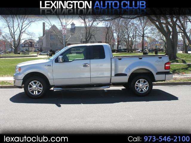 2008 Ford F-150 XLT SuperCab Flareside 4WD