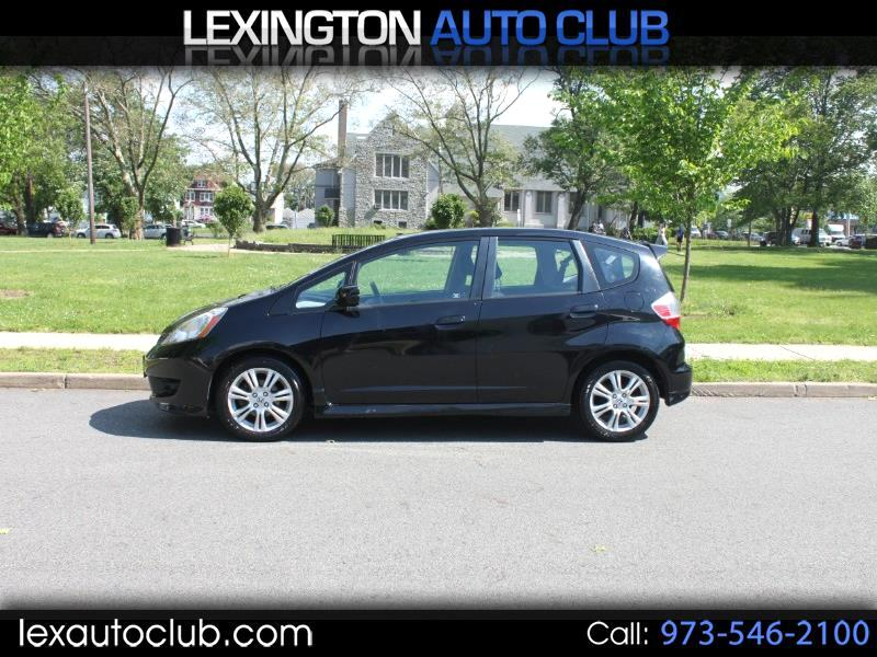 2010 Honda Fit Sport 5-Speed AT