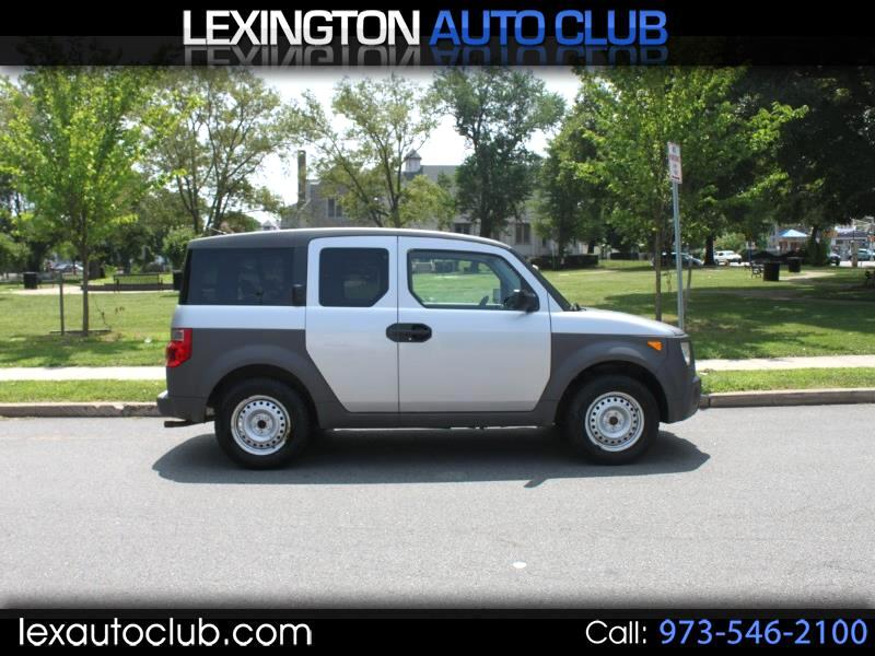 2004 Honda Element EX 4WD w/ Front Side Airbags