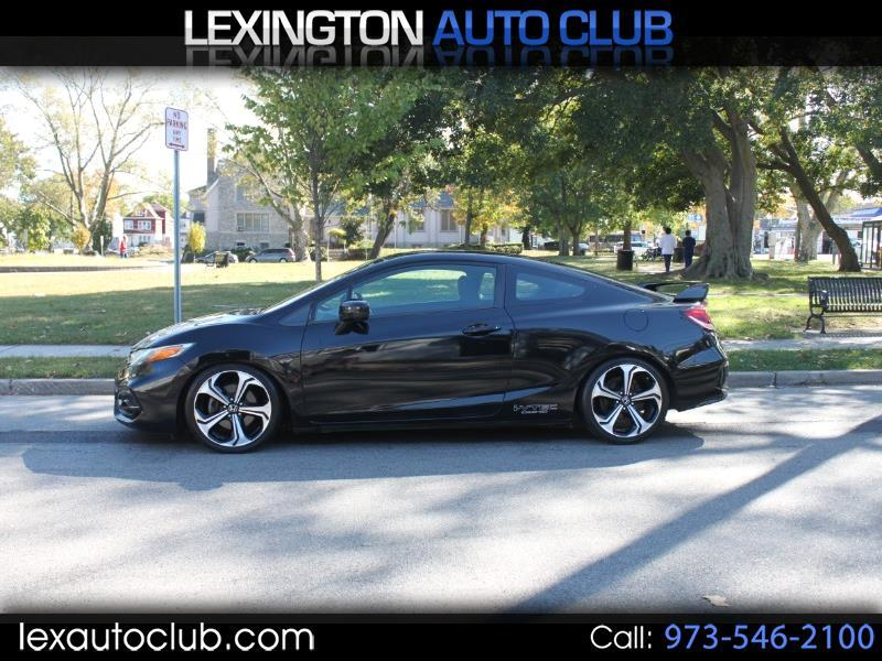 Honda Civic Si Coupe 6-Speed MT 2015