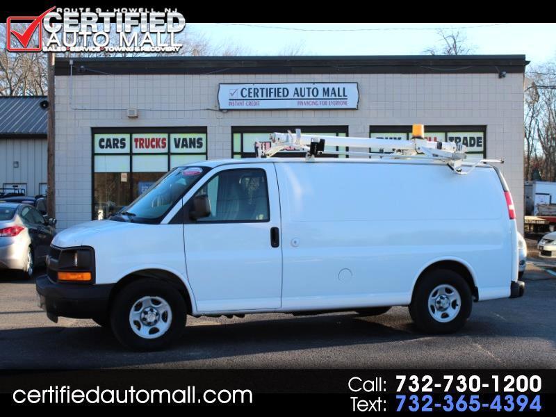 2008 Chevrolet Express 1500 Cargo