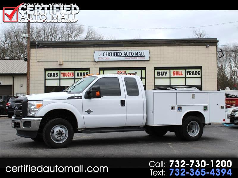 2016 Ford F-350 SD XLT SuperCab Long Bed DRW 4WD