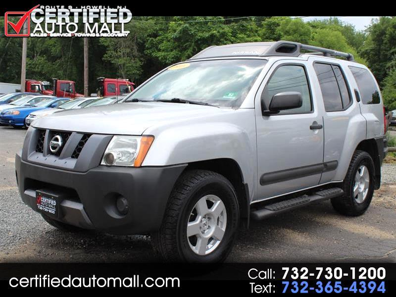 2008 Nissan Xterra Off-Road