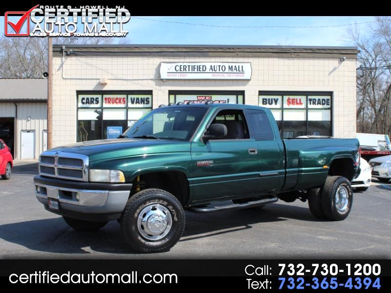 2001 Dodge Ram 3500 Extended Cab